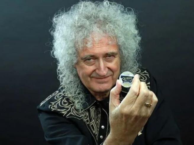 I Queen sono la prima band a comparire sulle monete inglesi