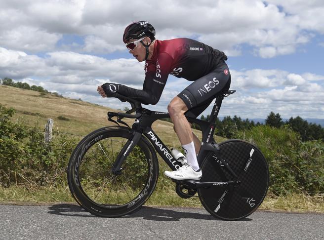 03:00 - Ciclismo: Froome torna in gara, sarà al Tour degli Emirati