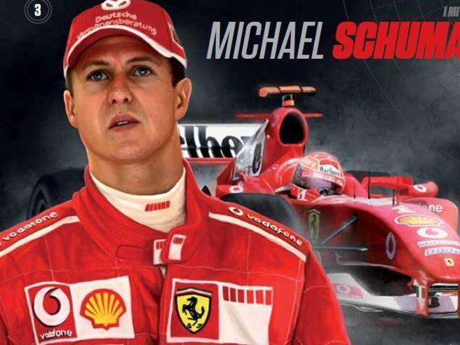 Schumacher, tabloid inglese: