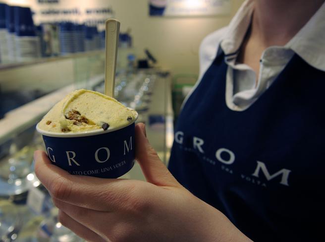 Grom chiude sette gelaterie e punta sui barattoli in vendita al supermercato