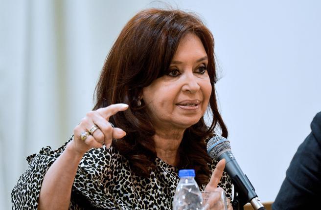 Argentina la vicepresidente Kirchner Gli italiani sono mafiosi per genetica