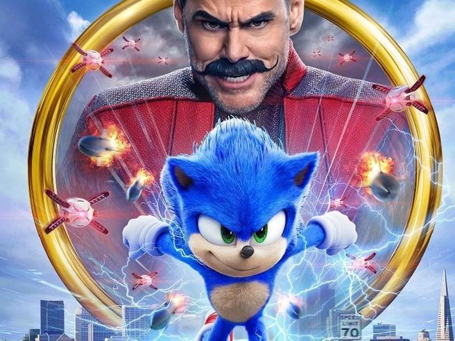 Sonic: film tratto da un videogioco con i migliori incassi di sempre