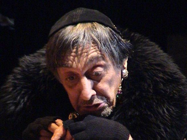 E' morto l'attore Flavio Bucci, fu il Ligabue televisivo