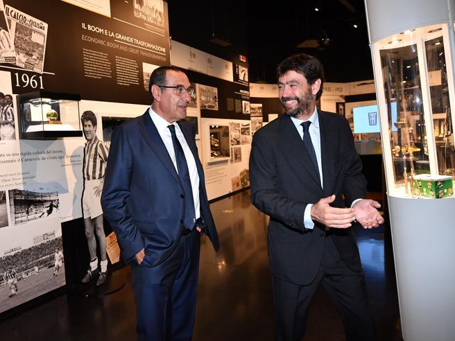 Agnelli Juventus, il presidente allo scoperto: