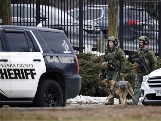 Usa, sparatoria alla MolsonCoors a Milwaukee: almeno 7 morti
