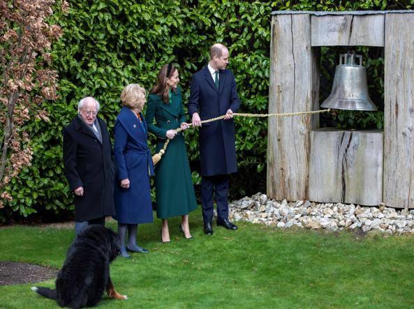 L'infelice battuta del principe William