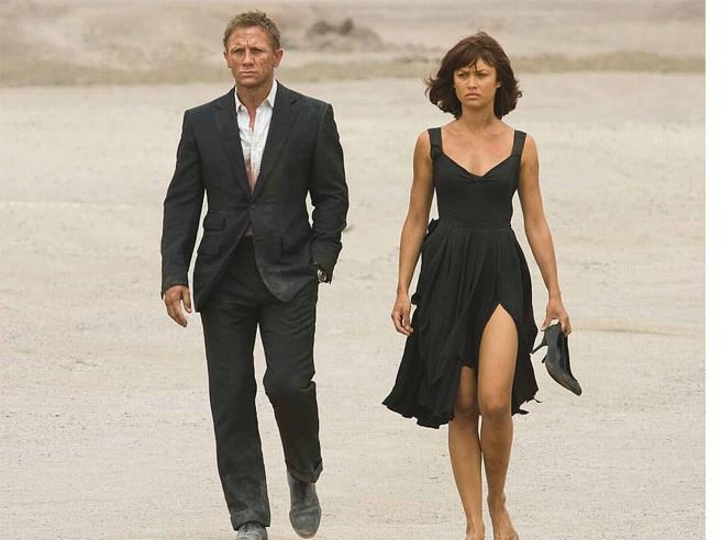 Ex attrice di '007' positiva al coronavirus