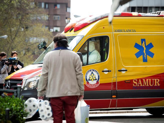 Coronavirus, in Spagna oltre 1100 morti