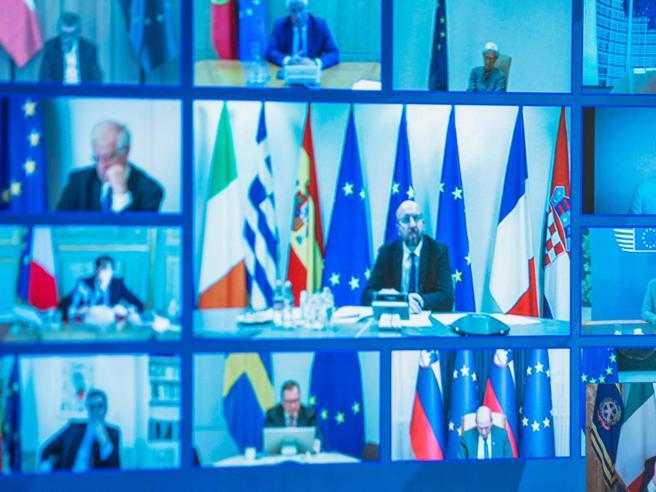 L'Ue spaccata su eurobond e aiuti. No di Roma, rinvio di due settimane