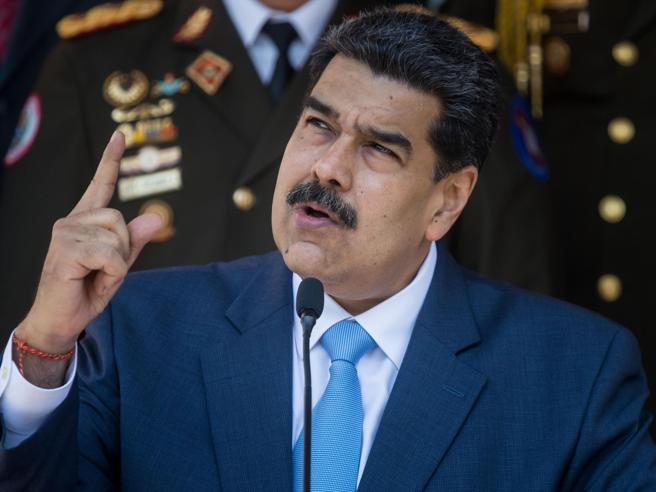 Venezuela gli Stati Uniti mettono una taglia da 15 milioni sulla testa di Maduro