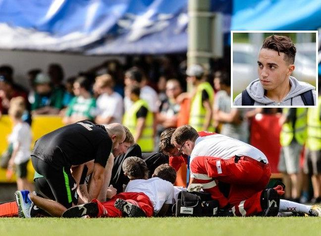 Nouri, giovane talento dell'Ajax, si sveglia dal coma dopo 3 anni