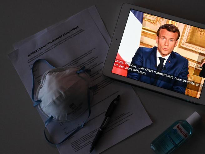 Coronavirus, Macron ha fretta di ripartire, e dalla Germania accusano l'Italia