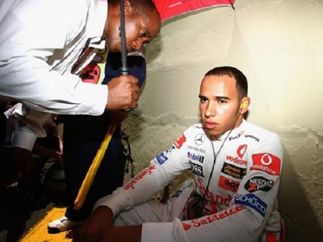 Hamilton, solo Mercedes: