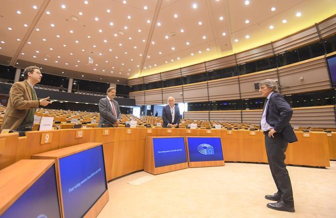 Sassoli (Pres. Europarlamento):