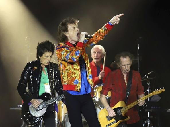 Living in a Ghost Town, la nuova canzone inedita dei Rolling Stones