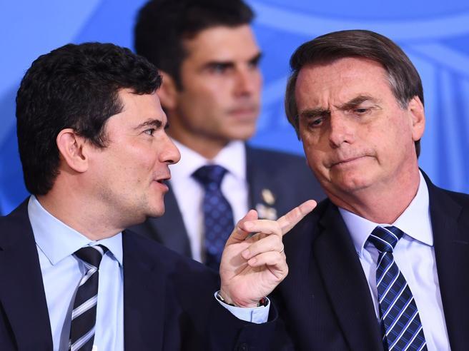 Altro colpo per Bolsonaro, si dimette il ministro Moro