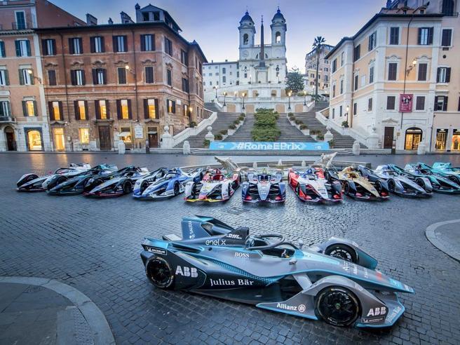 Formula E, a Roma l'E-Prix, si correrà fino al 2025