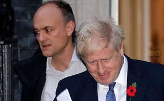 Coronavirus, Boris Johnson pronto per tornare al lavoro