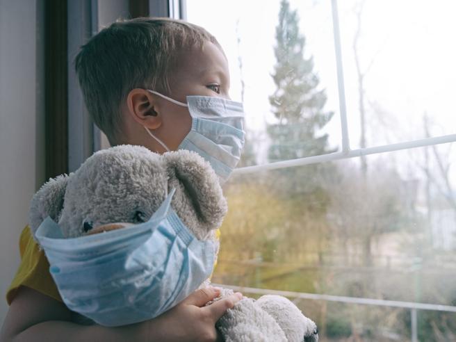 Bambini colpiti da malattia di Kawasaki: