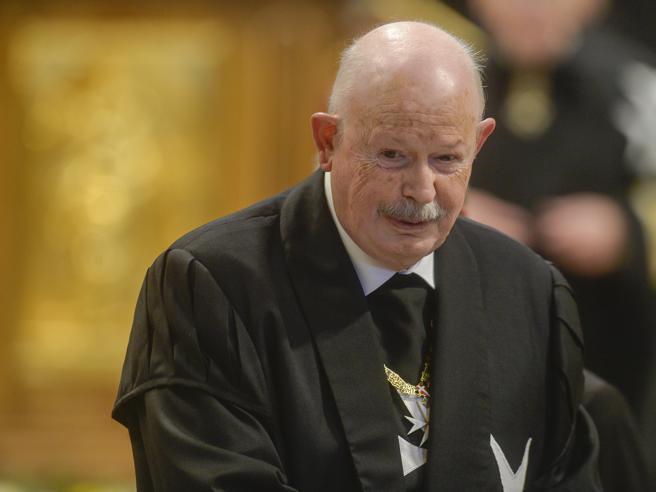 E' morto il Gran Maestro del Sovrano Ordine di Malta