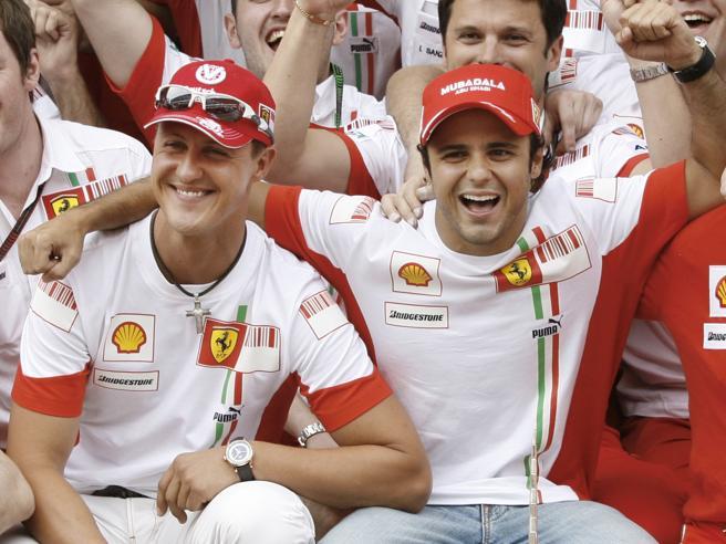 Michael Schumacher, testimonianza drammatica di Felipe Massa: