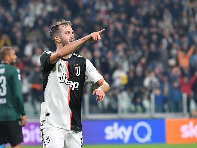 Juventus: il paradosso Pjanic e il tramonto di Higuain