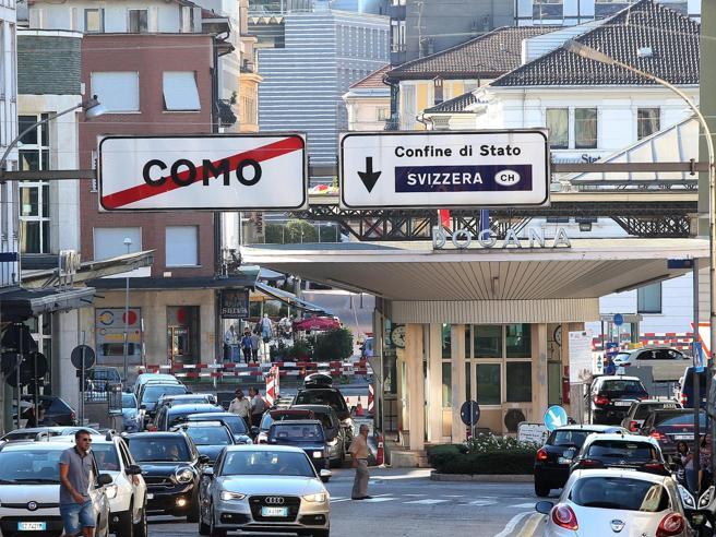 Frontiere con l'Italia, la Svizzera dice no alla riapertura il 3 giugno