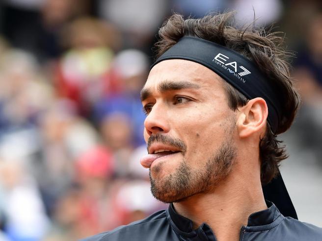 Tennis, Fognini annuncia: