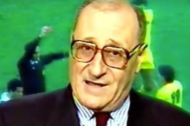 Lutto nel mondo del calcio: è morto Beppe Barletti, storico volto Rai