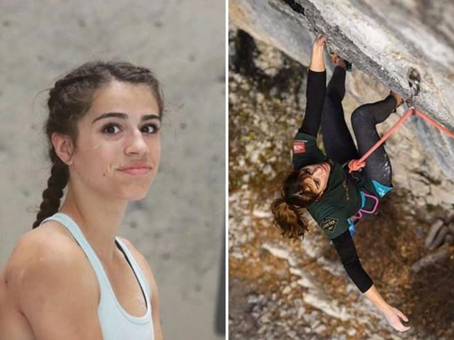 Morta a 16 anni Luce Douady, promessa dell'arrampicata sportiva