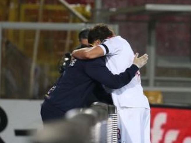 Rebic, parla il raccattapalle del Lecce: