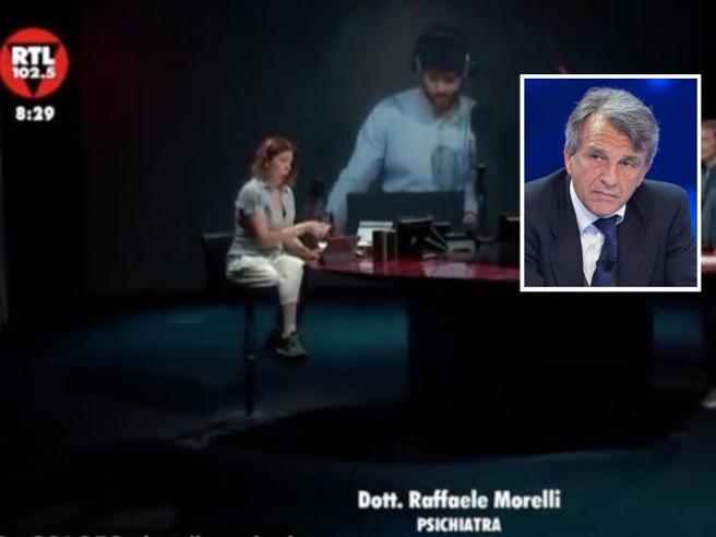 Raffaele Morelli, polemica con Murgia per le parole a Rtl sulle donne