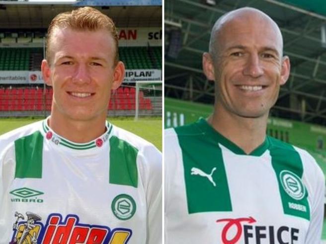 Robben al Groningen: il ritorno dopo l'addio al calcio