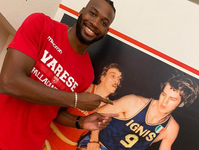 Basket, un Morse a Varese: Anthony arriva 40 anni dopo il leggendario Bob (ma non sono parenti)