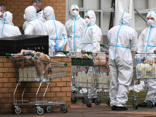 Coronavirus: 6 milioni persone in lockdown in Australia
