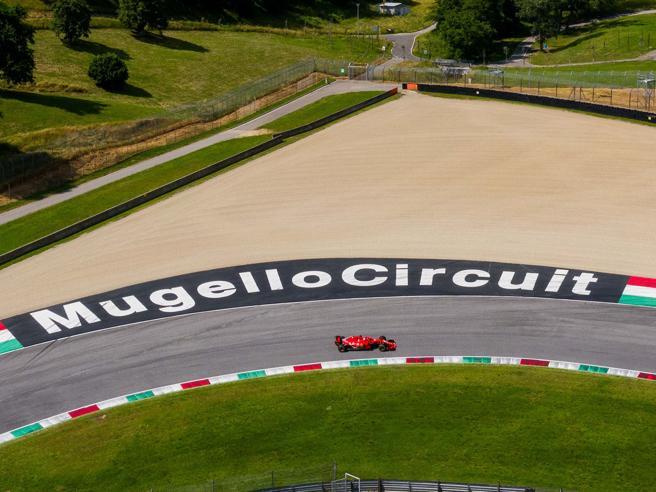 La Formula 1 al Mugello, Nardella: