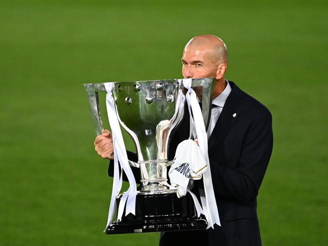Juventus, senti Zidane: