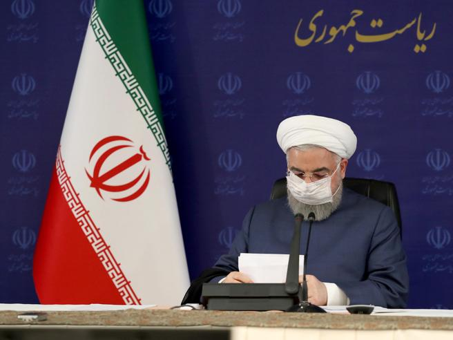 Covid-19 in Iran, il presidente Rohan: