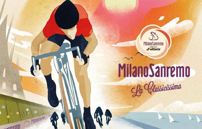 Milano-Sanremo, salta per Coronavirus il passaggio nel Savonese