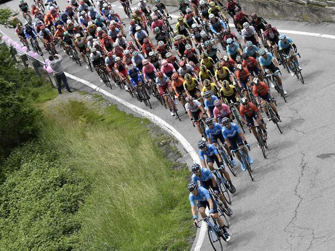 Le tappe abruzzesi del Giro d'Italia 2020