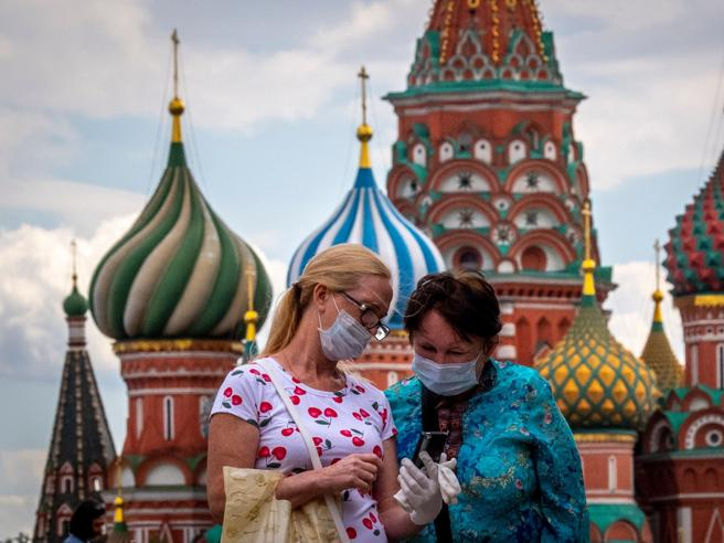 Coronavirus, Russia annuncia: