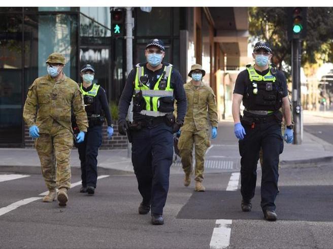 Coronavirus: Australia, 439 nuovi casi nello Stato Victoria - Oceania