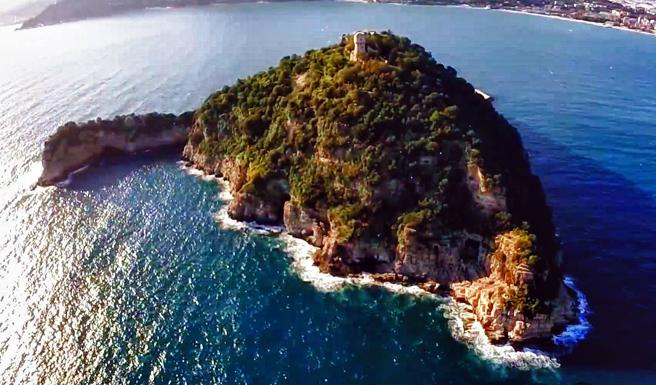 L'isola Gallinara acquistata dal magnate ucraino Boguslayev per 10 milioni di euro