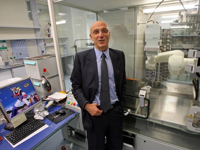 Vaccino coronavirus, nei laboratori dell'Irbm di Pomezia: