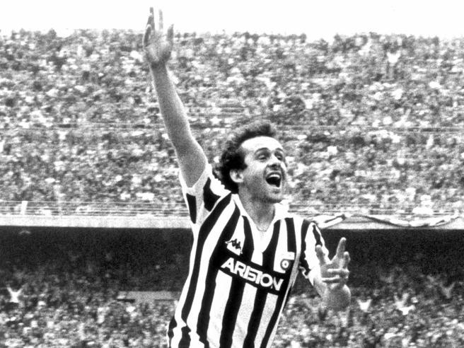 La Juventus attraverso i suoi eroi: Platini, Boniperti, Bettega