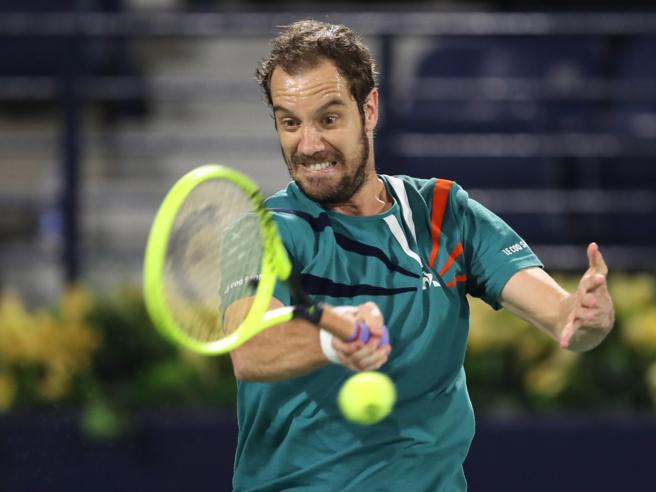 Wta Palermo il tennis riparte. Ma Gasquet tuona Scandalo l'hotel delle tenniste con anche i turisti