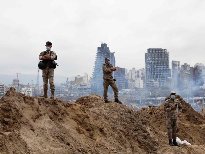 Libano, nell'esplosione morta anche un'italiana