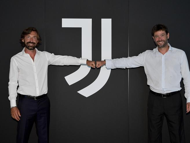 Ora è ufficiale: Pirlo nuovo allenatore della Juve. Contratto fino al 2022