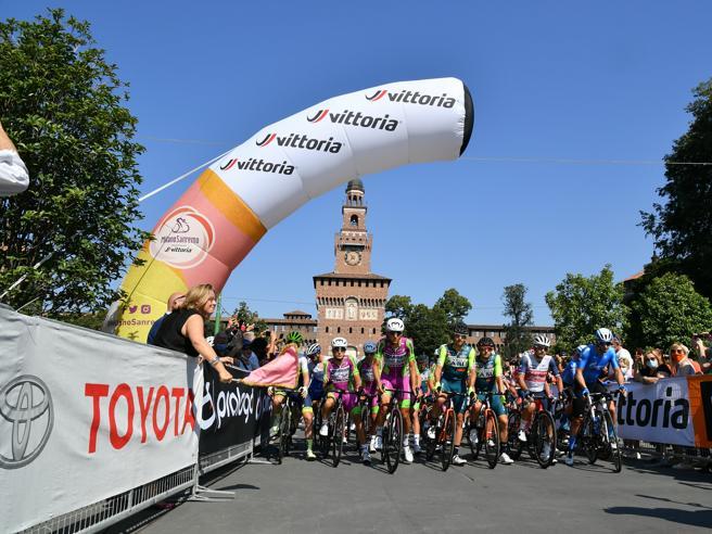 Classicissima Milano - Sanremo: vittoria per il belga Van Aert