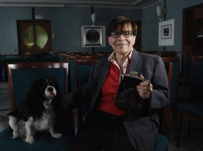 Addio a Franca Valeri, la signora della comicità